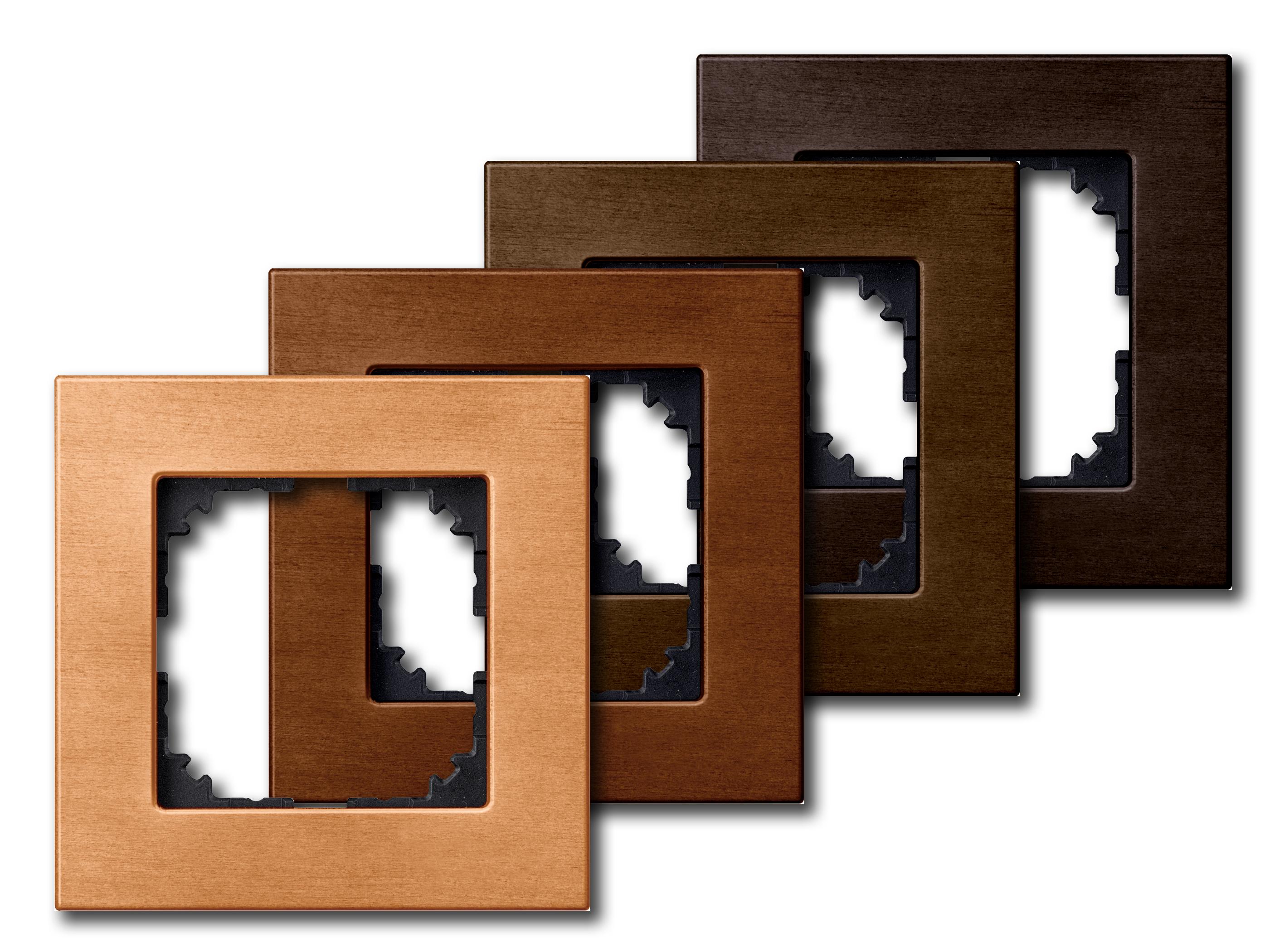 das neue merten rahmendesign m plan echtholz aus. Black Bedroom Furniture Sets. Home Design Ideas