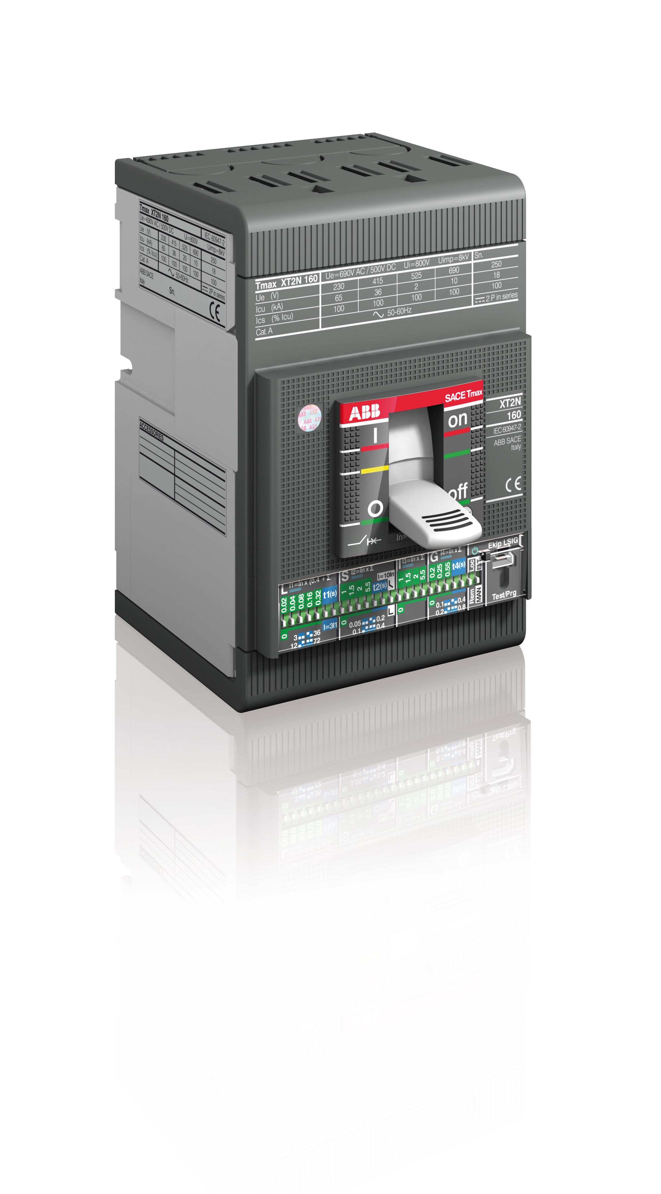 Die neue Familie der Kompaktleistungsschalter von ABB |