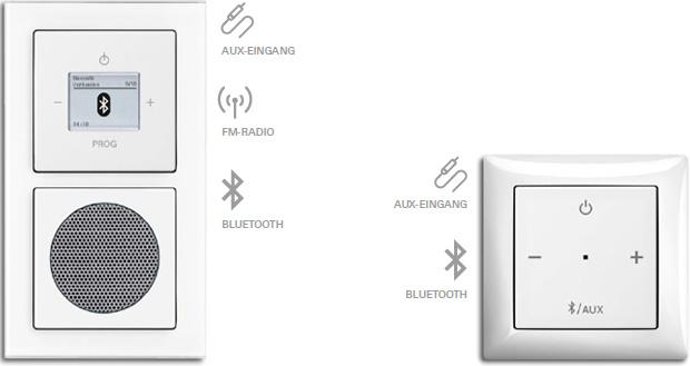 neues busch radio btconnect. Black Bedroom Furniture Sets. Home Design Ideas