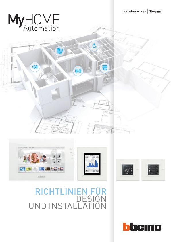 MyHome Hausautomation   Voltimum Deutschland