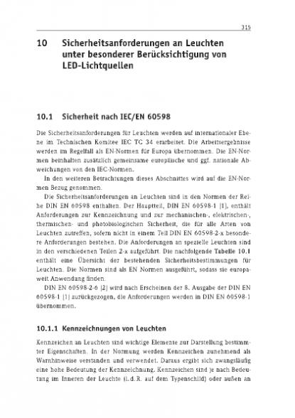 Kennzeichnung Von Lampen Nach Din En 60598 Voltimum